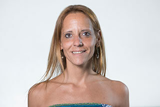 Headshot of VMBC Talent Development Manager Alejandra Clavel