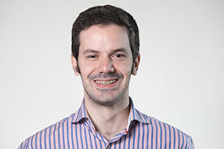 Headshot of VMBC Program Manager Carlos Fernandez Duarte