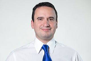 Headshot of VMBC Director of Operations Diego Kellner