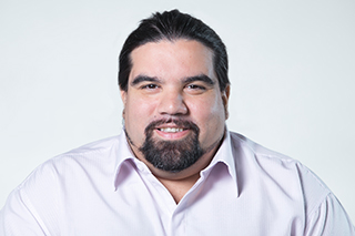 Headshot of VMBC QA Senior Manager Javier Vilela