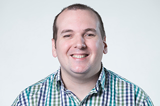 Headshot of VMBC Software Development Manager Luciano Caudevilla