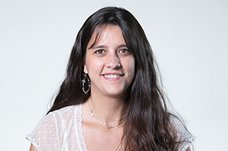 Headshot of VMBC Product Development Manager Mariana Melchior